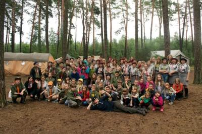 Obóz Szczepu