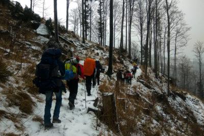 Trauguttowe Himalaje, czyli wspomnienie zimowej wyprawy 47 ŁWDH i HKT Tramp.